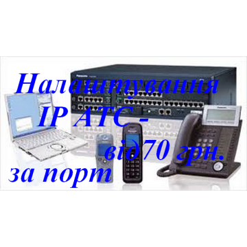 Настройка IP АТС
