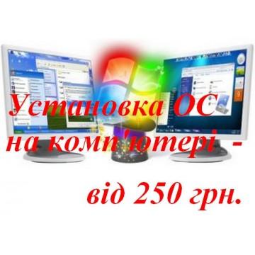 Установка ОС на компьютере